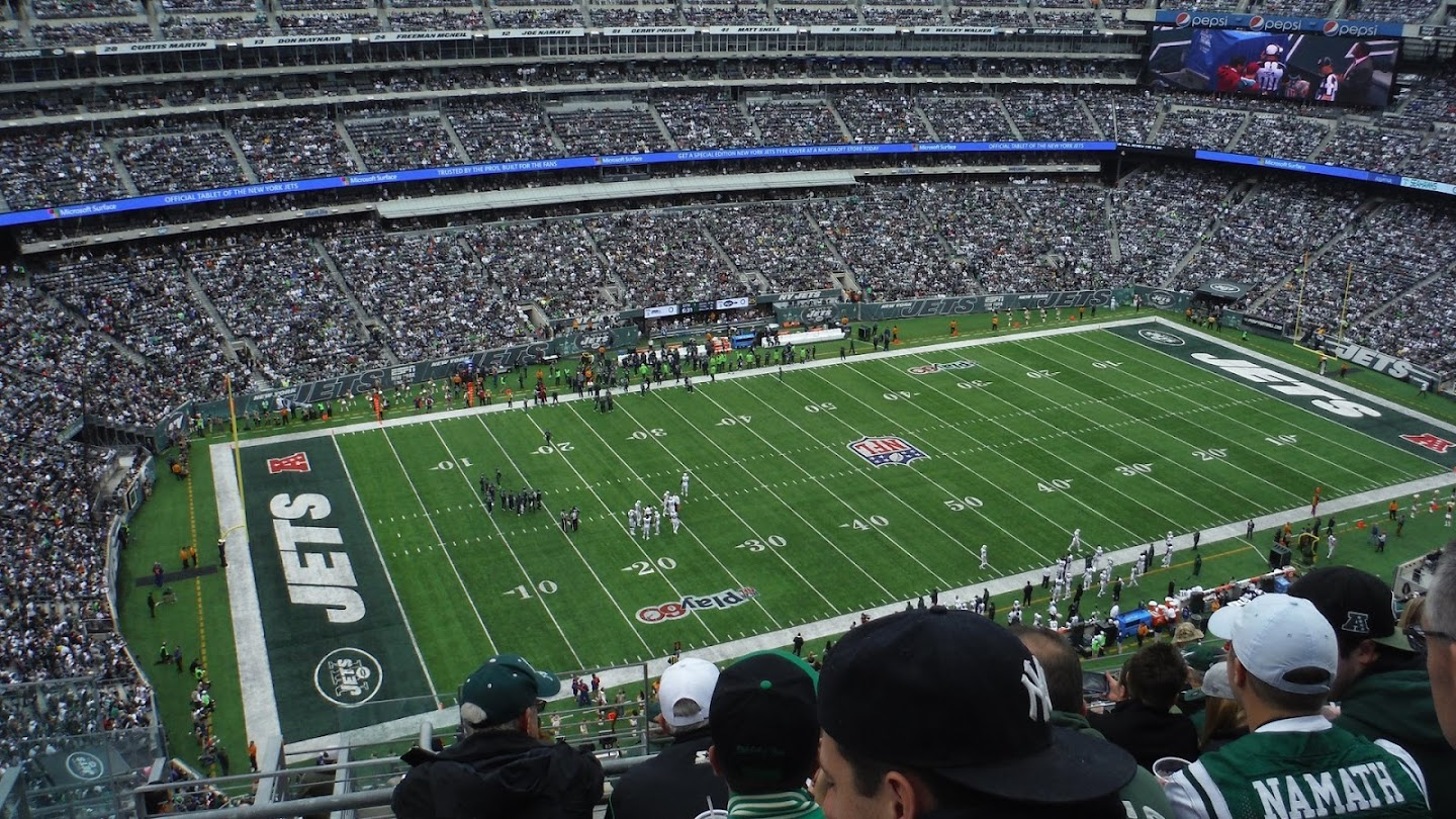 Watch New York Jets: One Team One Goal live