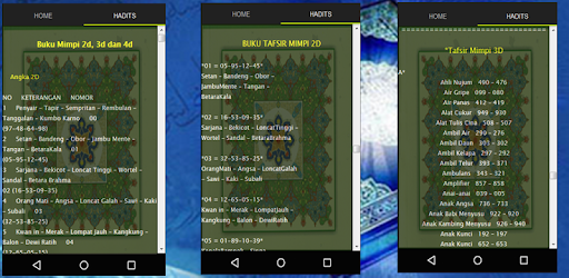 Tafsir Mimpi Togel lengkap - Apps on Google Play