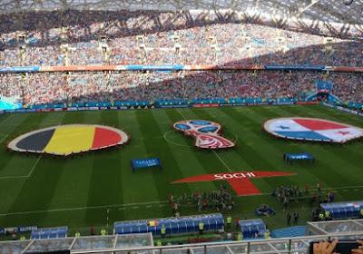 Walfoot en Russie - 5 : Cette fois, ça y est, les Diables ont lancé leur Coupe du Monde... et nous aussi