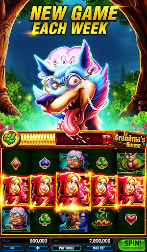 Slotomania Slots - Casino Slot Games  screenshots 7