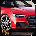 Super Car A7 Simulation, Quest, Parking icon
