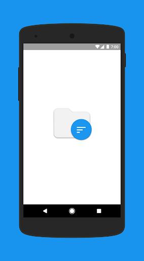 Sort2Folder - file sorter app for Android screenshot