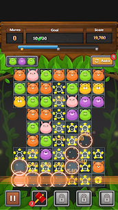 Jungle Match Puzzle 9