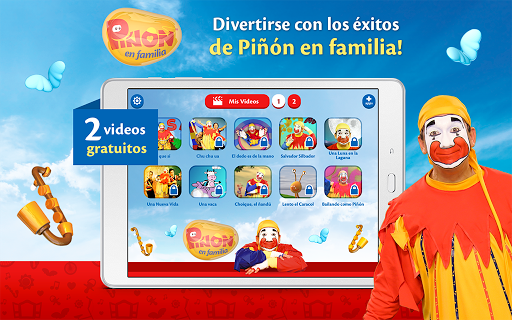 Piñón Fijo - videos gratis - screenshot
