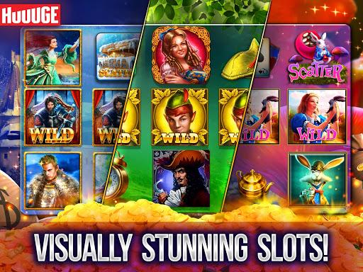 Slots - Huuuge Casino: Free Slot Machines Games screenshot 2