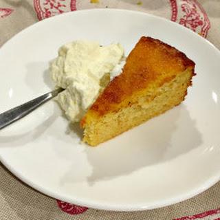 GF Orange and Almond Cake Recipe