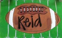Photo: Football Name