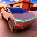 CyberTruck Driving Electric Truck Simulator 2020 icon