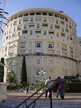 Photo: The Belle Epoque Hotel de Paris just opposite the Casino dates from 1864.
