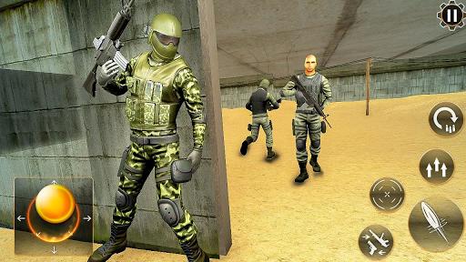 Real Commando Secret Mission: Army Shooting Games 1.0.4 screenshots 3