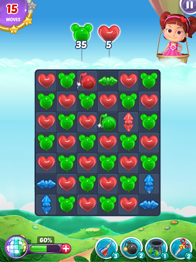 Balloon Paradise - Free Match 3 Puzzle Game 3.7.0 screenshots 18