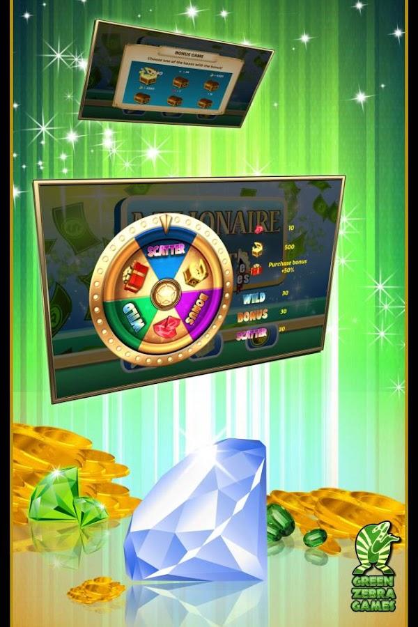 millionaire slot machine