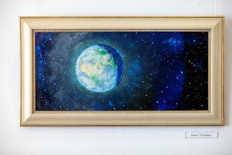 """Photo: """"Земля-немовля на крилах Творця заколисана  зелена душа...""""  Катерина Єгорушкіна"""