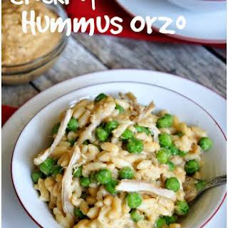 Chicken Orzo Crock Pot Recipes.