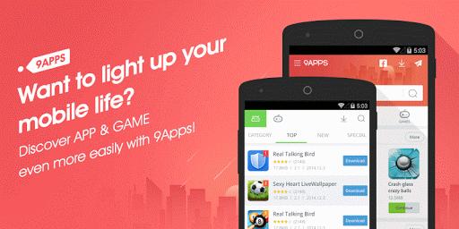 9Apps:Hot App Game Download