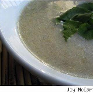 Parsnip & Cauliflower Soup Recipe