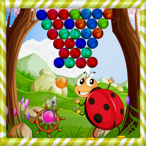Bubble Bug Bubble Shooter