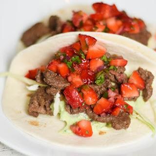 Venison Street Tacos