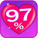 True Love Tester With Thumb Test icon