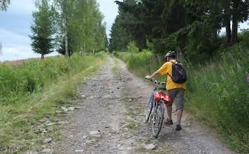 Photo: Lom nad Rimavicou