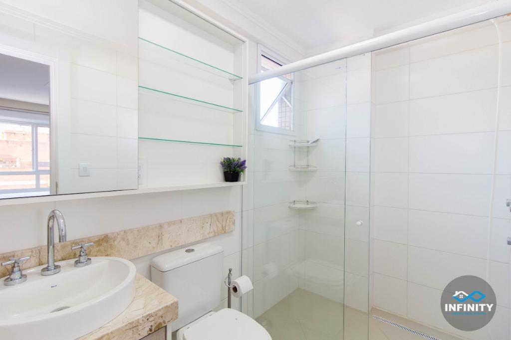 Apartamento com 4 dormitórios - Praia Grande, Torres