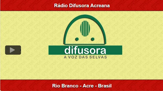 Radio Difusora Acreana- screenshot thumbnail