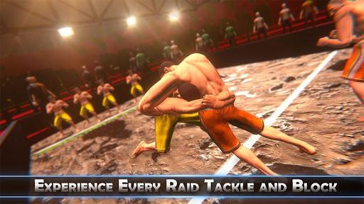 Real Kabaddi Fighting 2019: New Sports Game screenshots 3