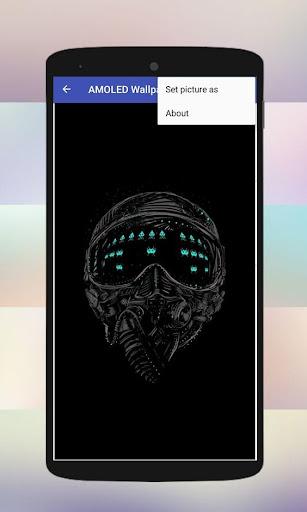 AMOLED WALLPAPERS 2018 screenshot 7