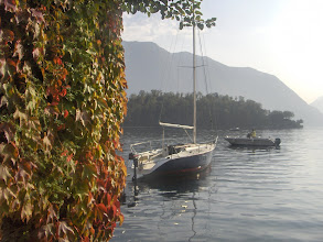 Photo: Lake Como Autumn 2007