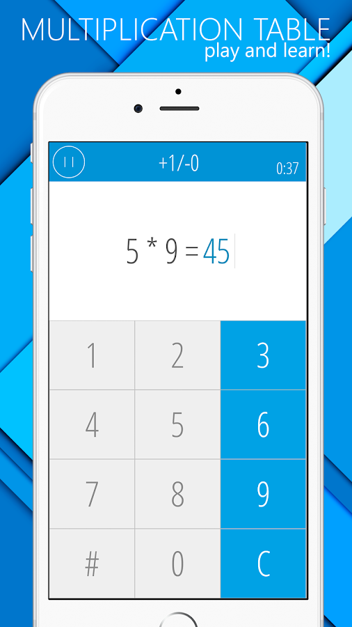Math games, Mathematics- screenshot
