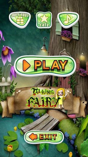 Talking Fairy 1.8 screenshots 2