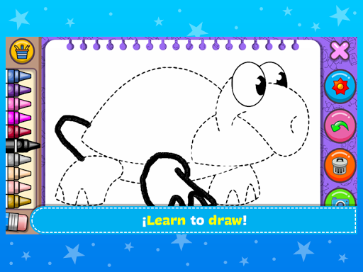 Coloring & Learn Animals - Kids Games screenshots 12