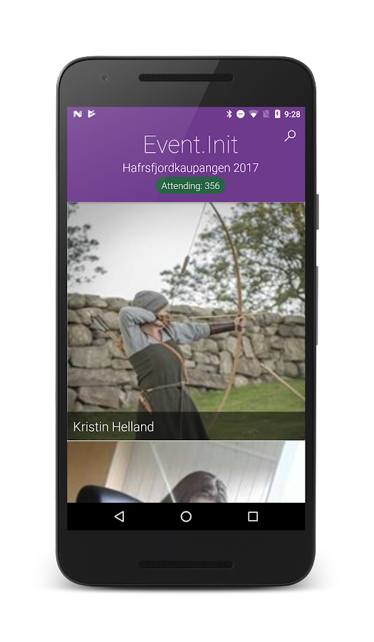 Event.Init - Event hunter- screenshot