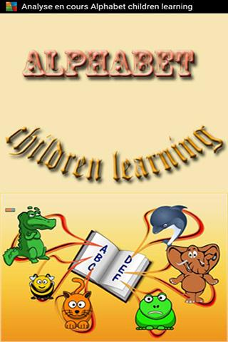 Alphabet Children Learning