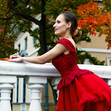 Wedding photographer Irina Lashkevich (strekoza4ka). Photo of 14.10.2016