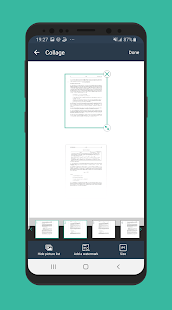 Simple Scan - Free PDF Scanner App Screenshot