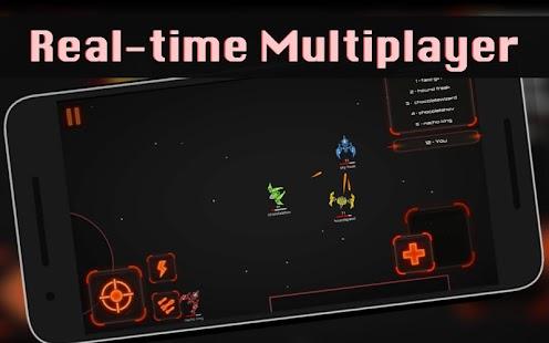 Rocketbrawl.io - Multiplayer Arena Brawl - náhled