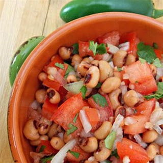 Pico Black-Eyed Peas
