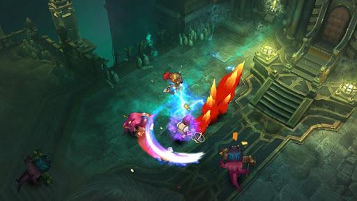 King Battle-Fighting Hero legend 1.0 screenshots 5