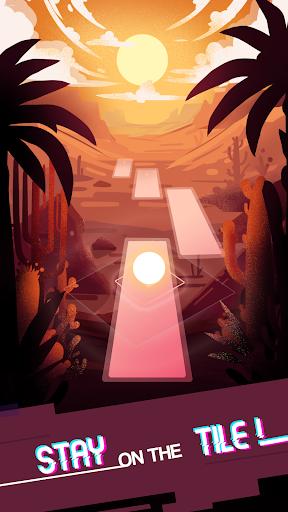 Dancing Planet: Space Rhythm Music Game apklade screenshots 2