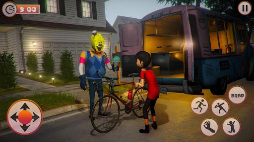 Hello Freaky Ice Scream Neighbor Town 1.0.5 screenshots 2