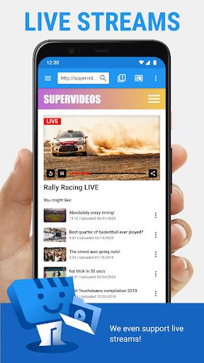 Web Video Cast | Browser to TV/Chromecast/Roku/+ screenshot 4
