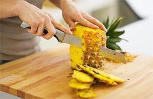 Ananas Nasıl Seçilir ve Dilimlenir? - Rafinera