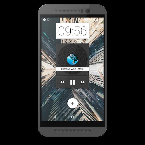 android Vinyl Komponent Screenshot 3