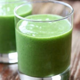 Mango Pineapple Kale Smoothie Recipe