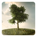 Lonely Tree Live Wallpaper icon