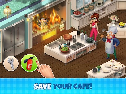 Manor Cafe Mod Apk 1.97.9 (Unlimited Money/Coins + Mod Menu) 9
