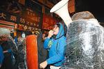 【旺角衝突】梁天琦自辯8:控方針對梁天琦、黃台仰言論行為 質疑選舉遊行屬煙幕 梁否認
