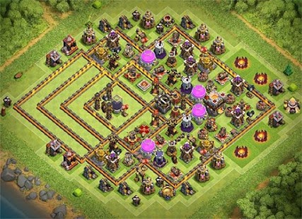 Game Coc Google Play