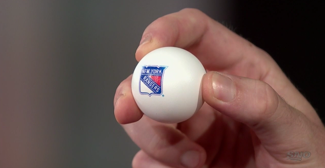 New York Rangers win the 2020 NHL Draft Lottery | Offside